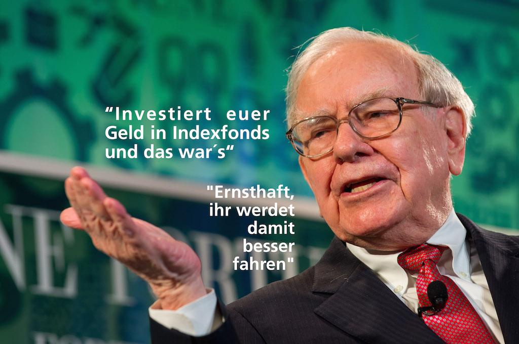 Warren Buffet und Honorarberater - Honorarberatung